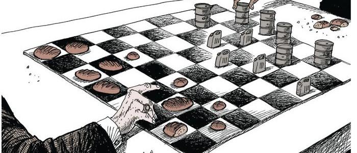 Igname contre pétrole es
